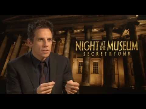Crystal The Monkey & Ben Stiller Say An Emotional Goodbye: Night At The Museum 3