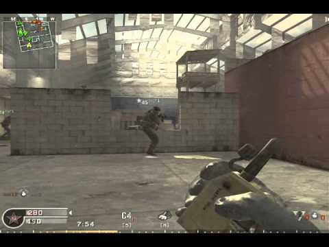 Call of Duty 4 Multiplayer offline bots (PezBots)