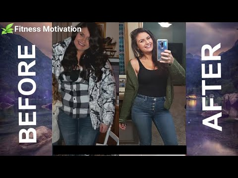 Amazing Weight Loss Transformation | EASY Ways to Lose Weight & Get Healthy! Weight Loss Tips.