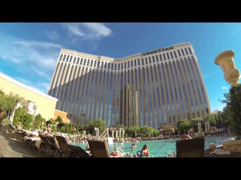 The Venetian Pool in Las Vegas