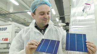 Mokslo sriuba: kaip Lietuvoje gaminami saulės elementai?