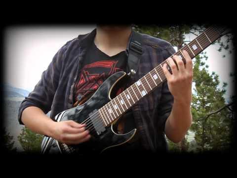 Allegaeon: Dyson Sphere Guitar Play Through Mike