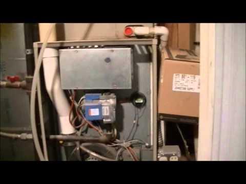 Vintage Armstrong Furnace Demonstration Youtube