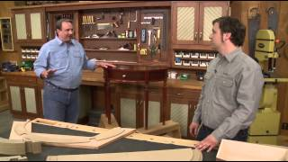 The Woodsmith Shop: Episode 806 Sneak Peek