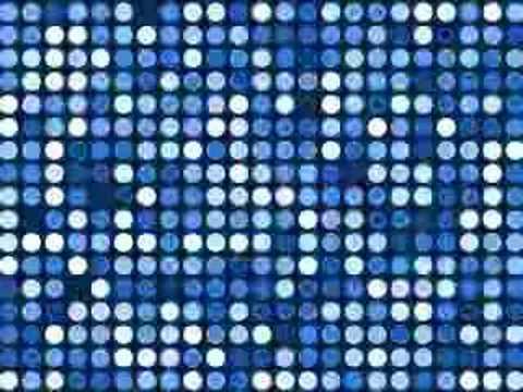Circles Flash Blue 8