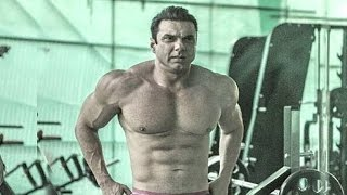 Salman Khan's Brother's Gym Bodybuilding Workout Tips