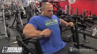 Jon Delarosa - Training Chest !!!