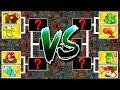Plants vs Zombies 2 Tournament Mod Every Plant Max Level Pvz 2 Gameplay