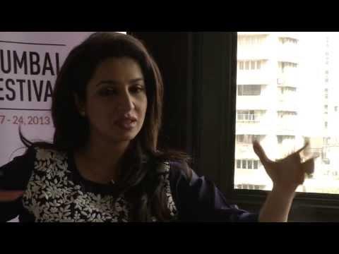 Tisca Chopra I Dimensions Mumbai Jury I Filmmaker Speaks I  MFF 2013