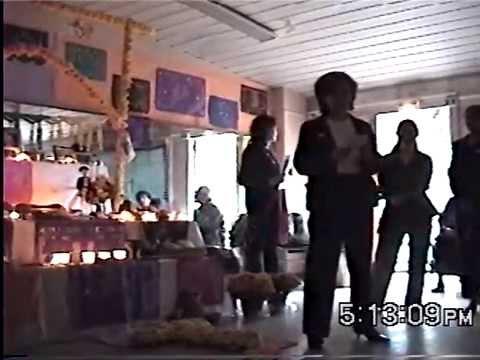 Día de Muertos en Nantes, Francia 2005. Asociación ANLA