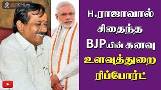 BJP's dream scattered by H Raja - 2DAYCINEMA.COM