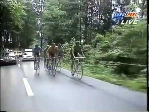 Tour de Suisse 1995 - 09 La Punt - Flumserberg