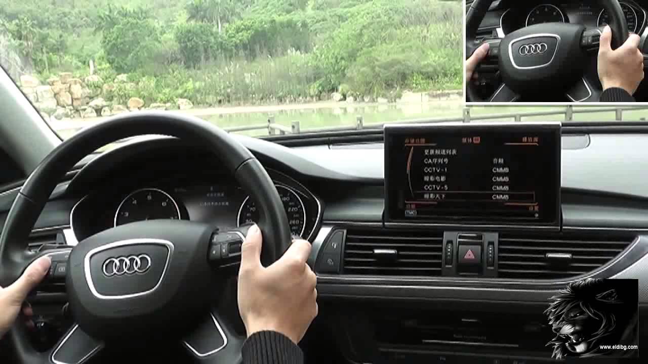 audi multimedia system a3-a4-a5-a6-a7-a8-q5 smartphone car
