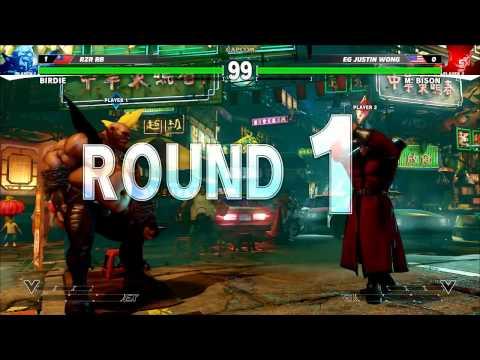 Street Fighter  V - E3 2015  Single Pro Tournament - Ft.  Daigo, Xian, Justin Wong & More