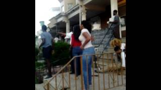 WEST PHILLY FIGHT GOT OUT OF HAND!!!