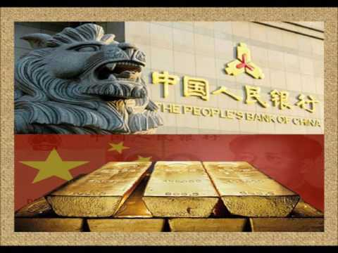 China's Central Bank Adds No Gold to Reserves in November