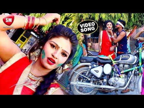 होली का सबसे बड़ा गाना | भउजी कापी ना बदनिया तहार | Sabbar Samrat | New Bhojpuri Holi Song
