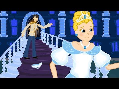 قصة سندريلا - قصص للأطفال - قصة قبل النوم للأطفال - رسوم متحركة - بالعربي