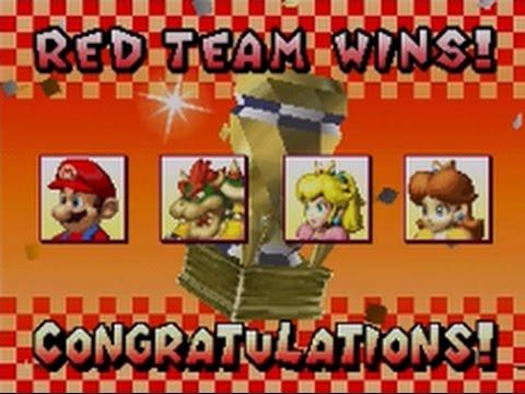 Mario Kart DS (Wii U) - Battle: Shine Runners (Hard)