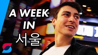 A week in Seoul #KIREC2019