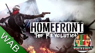 Homefront The Revolution - Worthabuy?
