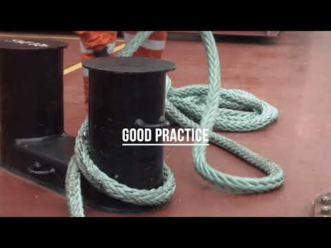 Safe Mooring Operations – Good Practice
