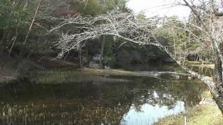 中山道 「弁天池」 〜瑞浪市〜