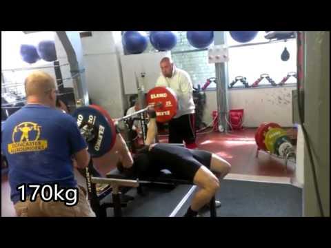 Comp Day! 250kg Squat, 170kg Bench, 340kg Deadlift - 760kg (1675 Lb) At 91.8kg (202 Lb)