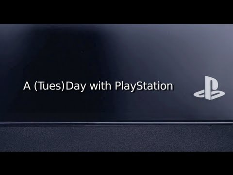 A (Tues)Day with PlayStation (Gamesies DLC #5)