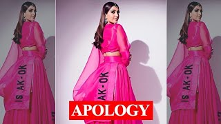 After Facing Music From Sonam- Rhea Kapoor, Diet Sabya Deletes The CONTROVERSIAL Post & Says Sorry