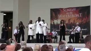 The Motowners - Sunday On The Waterfront - May 18, 2014