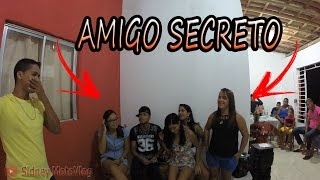 AMIGO SECRETO - CHUPAAAA
