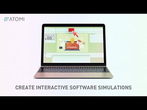 Creating Interactive Software Simulations with ActivePresenter