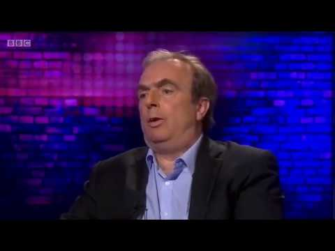 Syria False Flag - Peter Hitchens takes apart Intelligence with Military Precision - BBC 20/04/2018