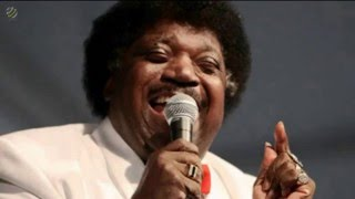 Percy Sledge Sitting On The Dock Of The Bay