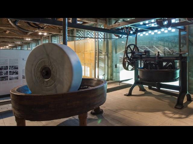 Museo della Pasta. Andrea Gatti intervista Giancarlo Gonizzi