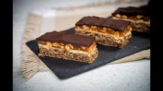 Reteta - Prajitura Snickers | Bucataras TV