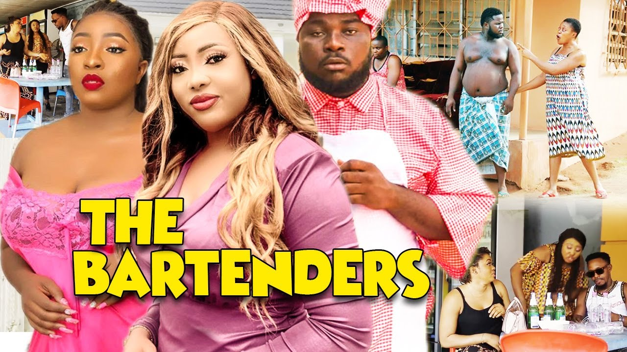 Download The Bartenders Season 1 - Anita Joseph & Chinwe Issac New Latest 2020 Nigerian Nollywood Movies.