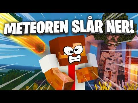 METEOREN SLÅR NER! - UfoCraft 5 - #3
