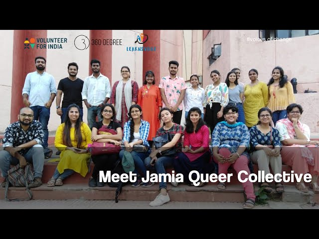 Voices of Change #9 - Jamia Queer Collective | Volunteer for India | 360 Degree | Learnsville