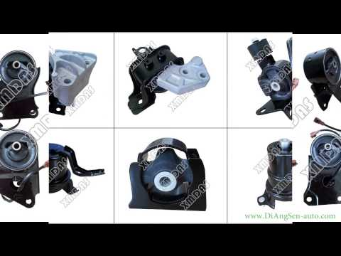 auto part、 Engine Mount , Rubber Parts