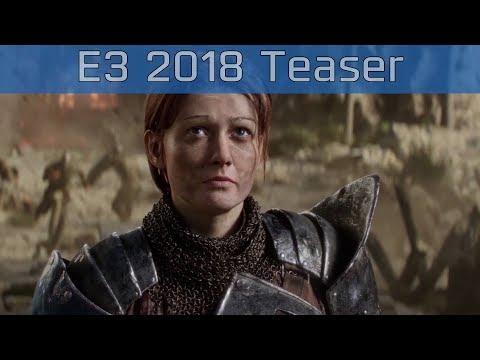 For Honor - E3 2018 Teaser [HD 1080P]