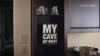Golf Caves: Go inside Ernie Els