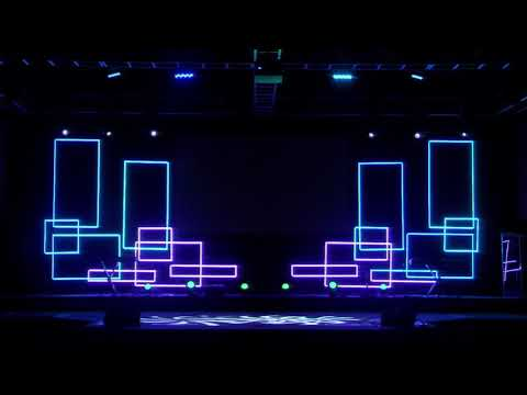 Lighting Exhibition - Chain Reaction By River Valley Worship