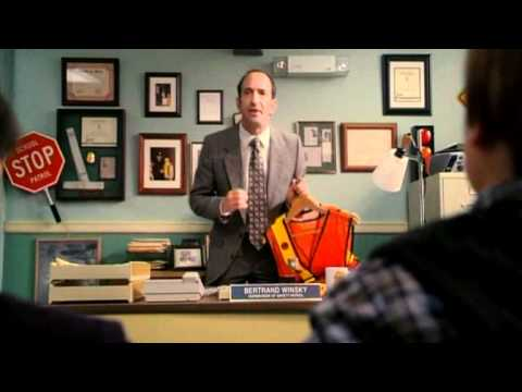 'SAFETY PATROL' - DIARY OF A WIMPY KID CLIP