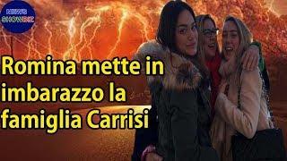Romina mette in imbarazzo la famiglia Carrisi: cos'ha combinato, la verità è stato esposto