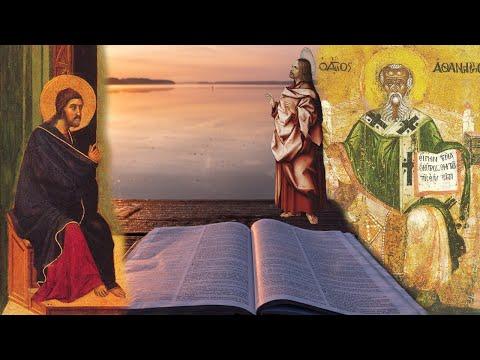 St. Athanasius & John 16 Prove The Filioque