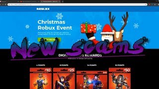 NEW ROBLOX SCAMS?