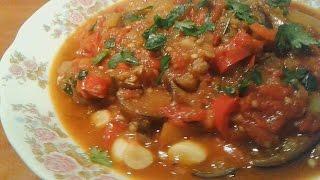 Рецепт приготовления соте - ассорти из овощей