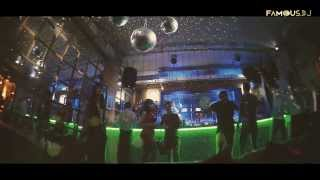 Dj Denis Rublev & Anthony El Mejor(Live vocal)@Barhat Bar (Voronezh city 2014)